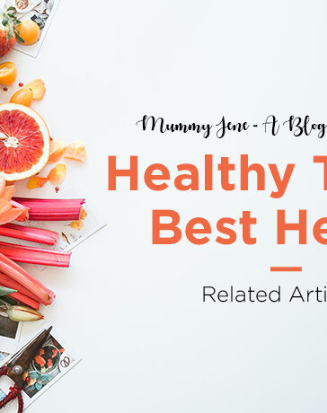 Tips For A Healthy Lifestyle Blog Featured Image